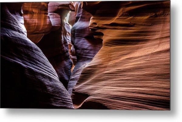 Antelope Canyon 8 Metal Print