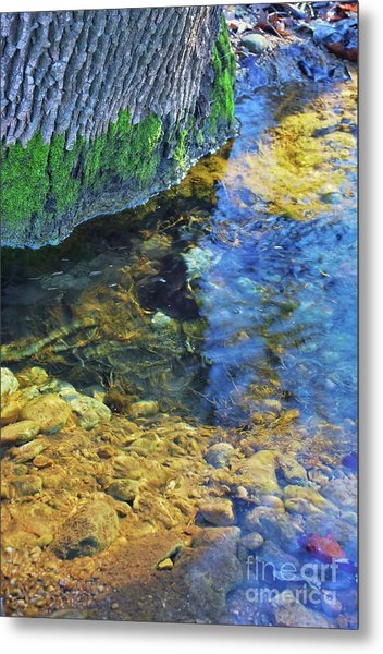 Antelope Springs Vii Metal Print by Ron Cline