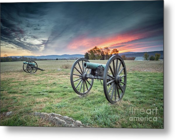 Metal Print featuring the photograph Antietam  by Craig Leaper