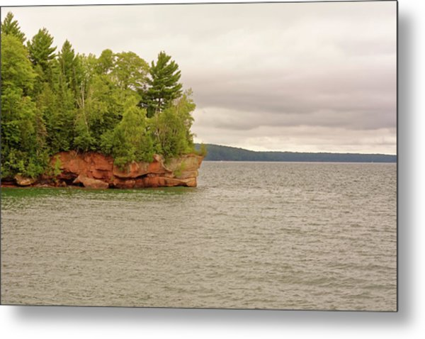 Apostle Islands Metal Print