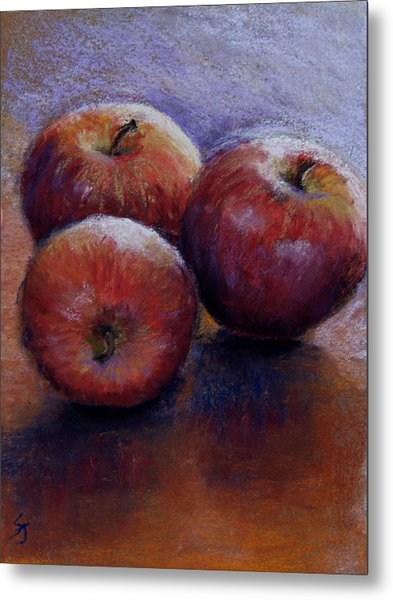 Apples IIi Metal Print