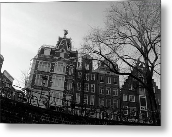 Metal Print featuring the photograph Architecture 2 by Scott Hovind