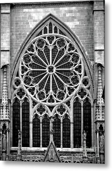 Architecture_06 Metal Print
