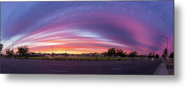 Armijo Sunset Metal Print