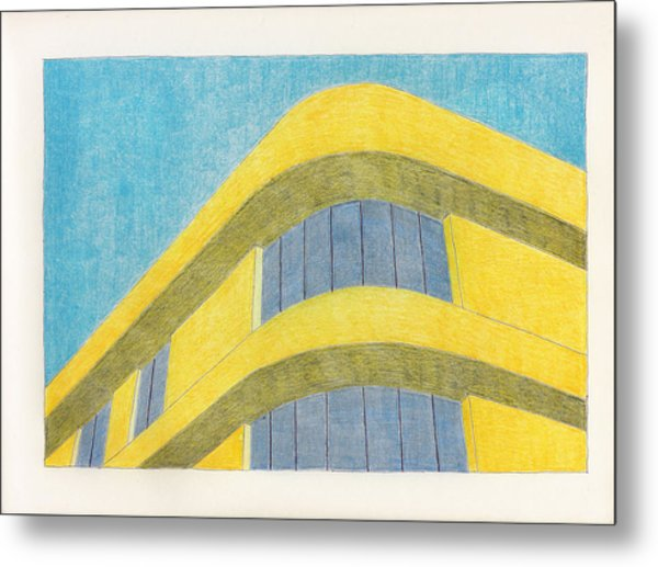 Art Deco Metal Print by Eric Forster