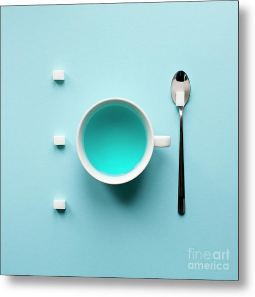 Art Kitchen Metal Print