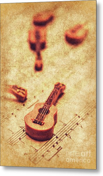 Spanish Guitar Metal Prints and Spanish Guitar Metal Art | Fine Art ...
