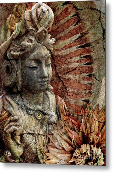 Art Of Memory Metal Print
