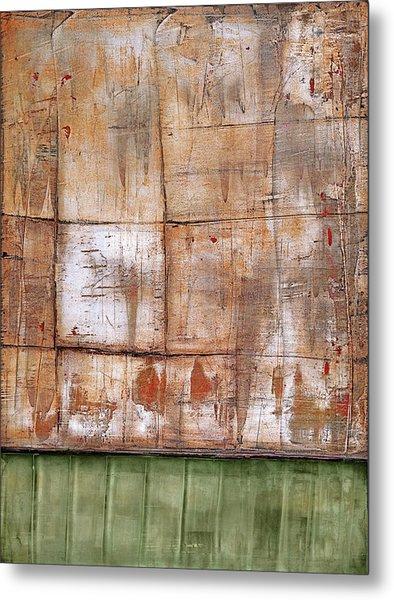 Art Print Abstract 35 Metal Print