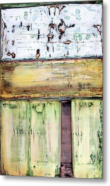 Art Print Abstract 52 Metal Print