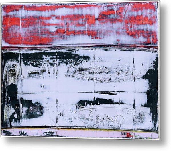 Art Print Abstract 99 Metal Print