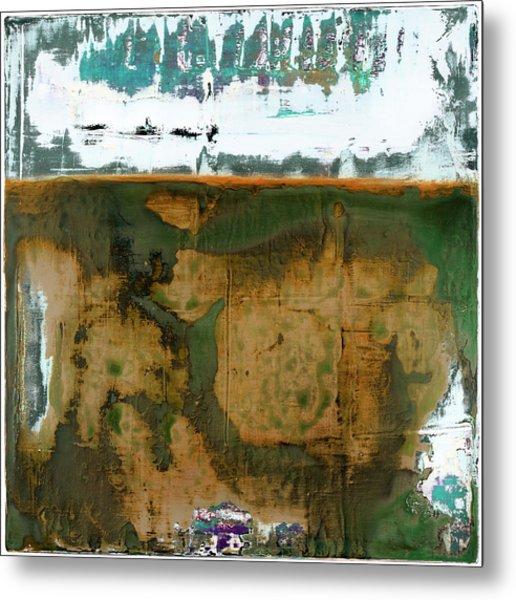 Art Print California 04 Metal Print