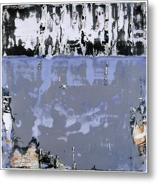 Art Print California 05 Metal Print