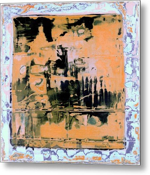 Art Print California 07 Metal Print