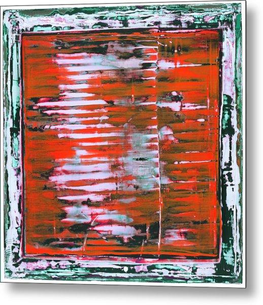 Art Print California 11 Metal Print