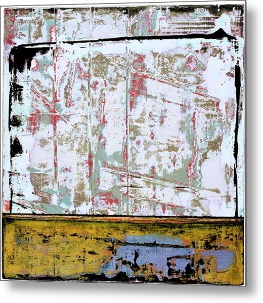 Art Print Square 9 Metal Print