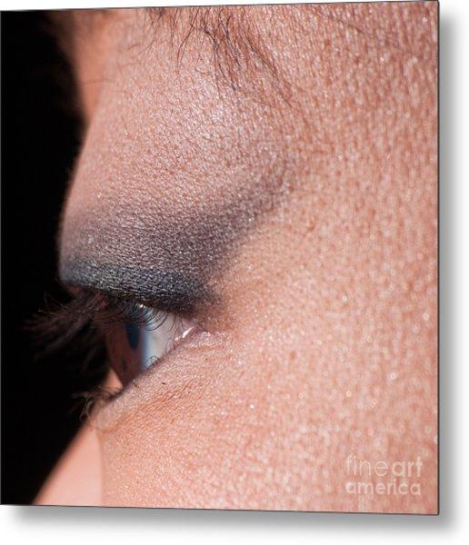 Asian Eye 1283057 Metal Print