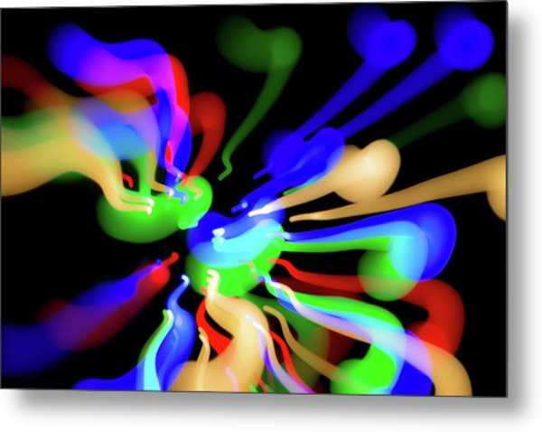 Astral Travel Metal Print