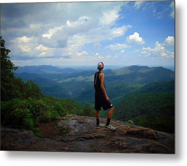 Appalachian Trail - Views Metal Print