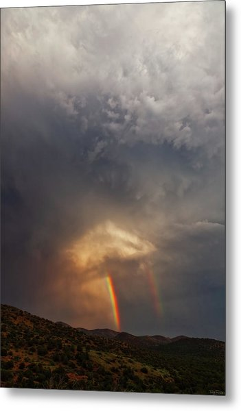 Metal Print featuring the photograph Atmosphere by Rick Furmanek