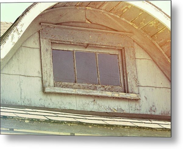Attic View Metal Print by JAMART Photography