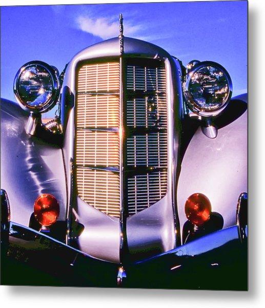 Auburn 852 Boattail Speedster Metal Print