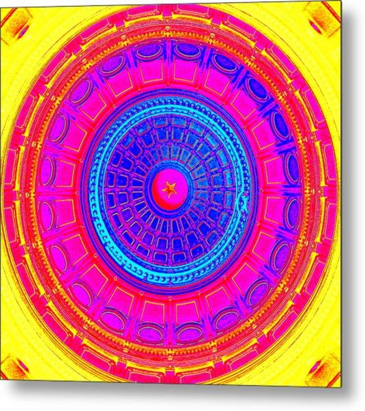 Austin Capitol Dome - 1 Metal Print