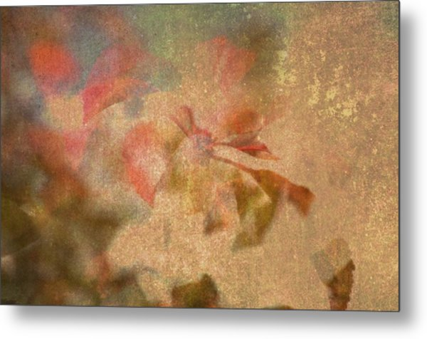Autumn Fugue Metal Print