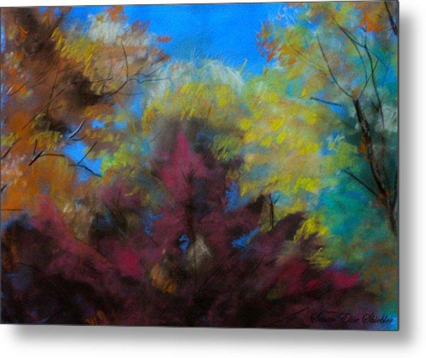 Autumn Splendor Metal Print