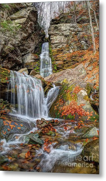 Autumns End Metal Print