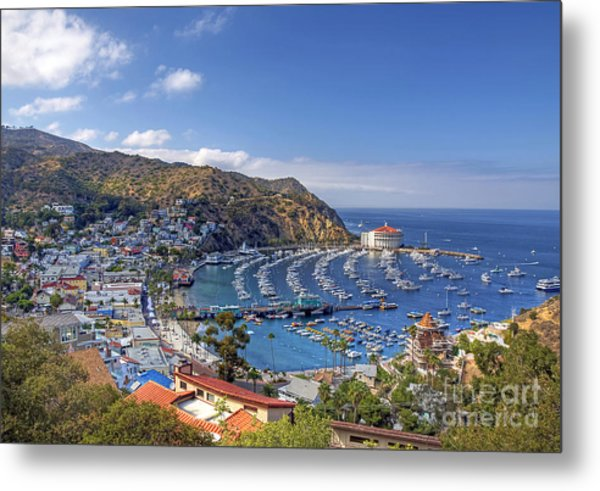 Avalon Metal Print