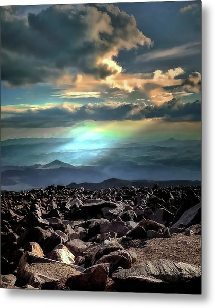 Awareness ... Metal Print