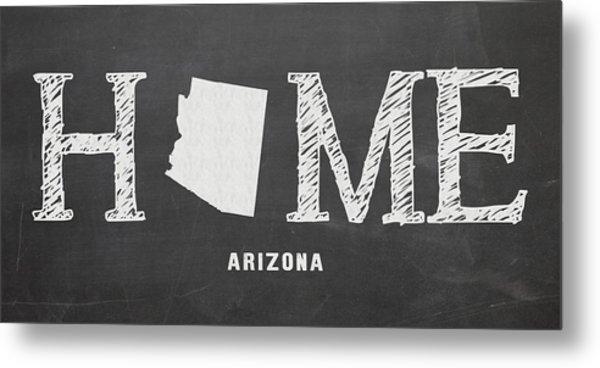 Az Home Metal Print
