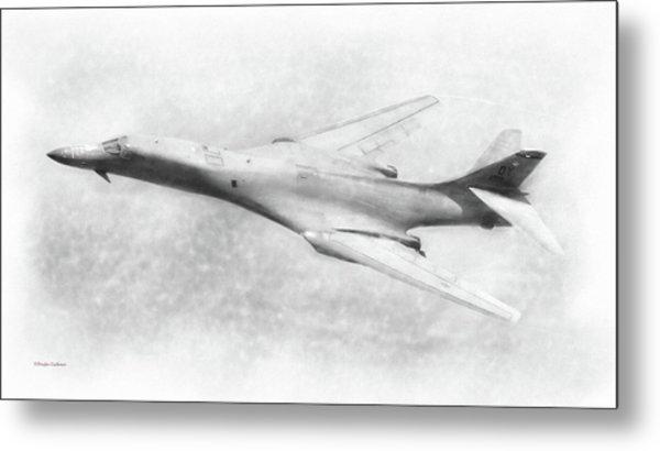 B-1b Lancer Metal Print