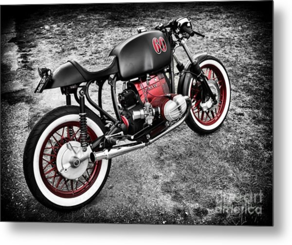 Back To Basics Metal Print by Tim Gainey