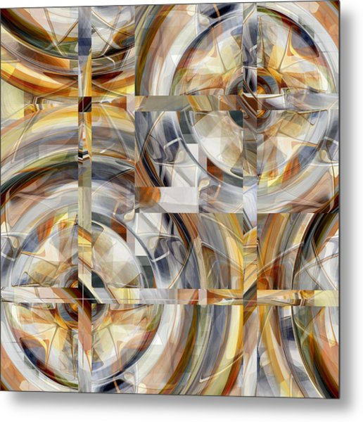 Balanced - Uo31 Metal Print