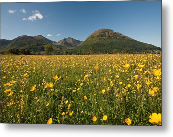 Ballachulish Metal Print