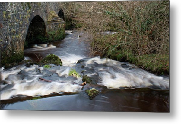 Ballinderry River Metal Print