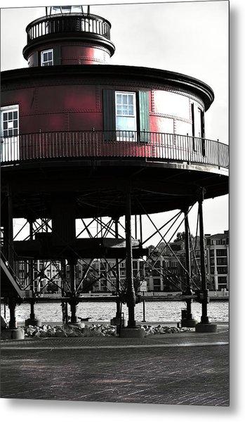 Baltimore Lighthouse Metal Print