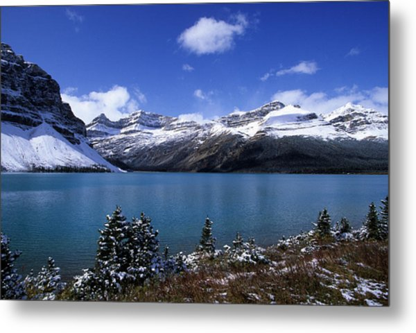 Banff National Park Metal Print by Susan  Benson