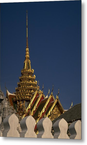 Bangkok Grand Palace Metal Print