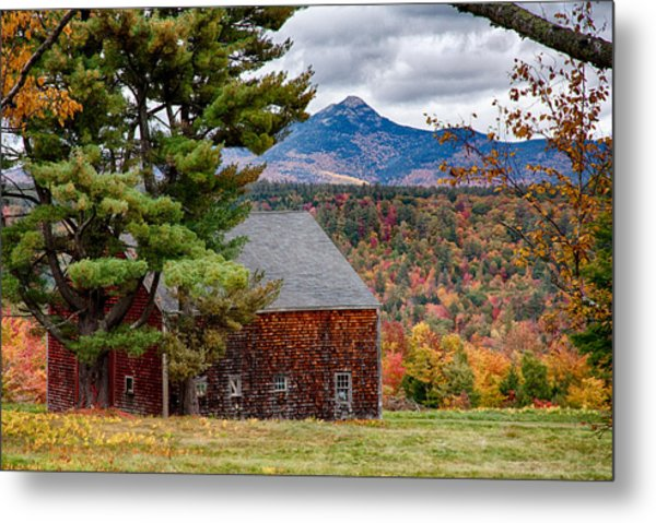 Barn Number Three Metal Print