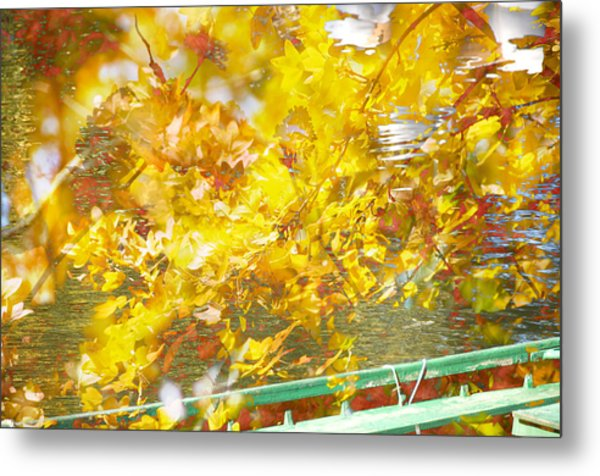 Bassano Metal Print by Mary Mansey