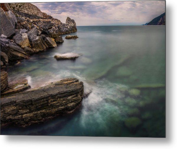 Bay Of The Gulf Of Poets Metal Print
