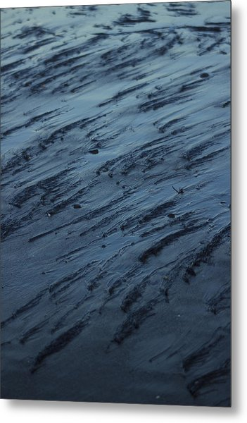 Beach Abstract 20 Metal Print