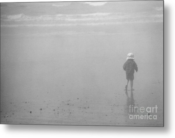 Beach Boy Metal Print