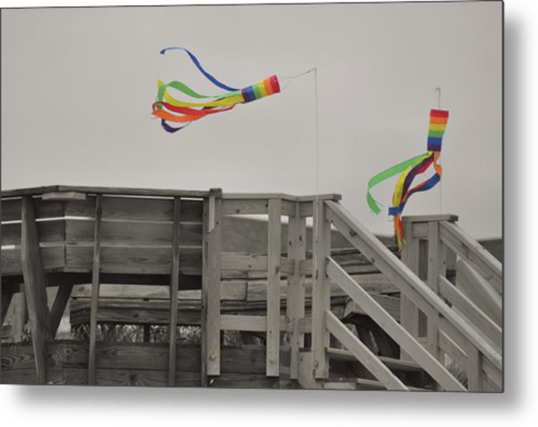 Beach Breeze  Metal Print by JAMART Photography
