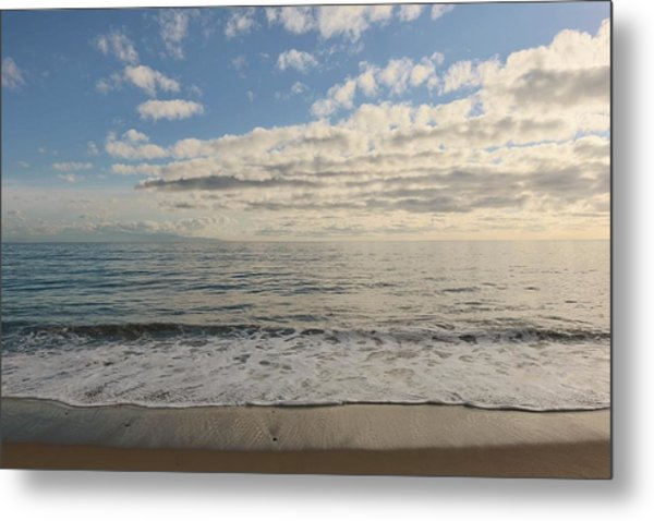 Beach Day - 2 Metal Print