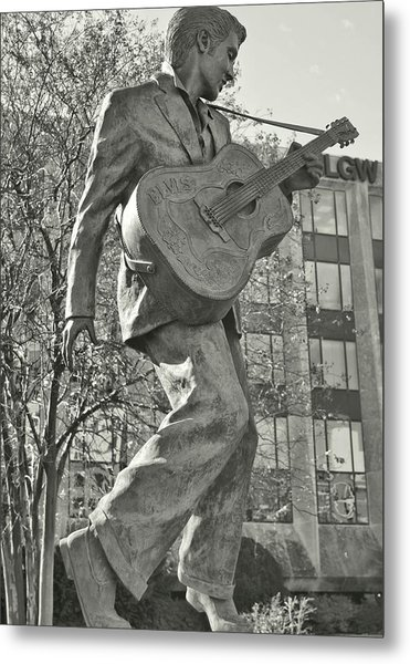 Beale Street Muse Metal Print by JAMART Photography