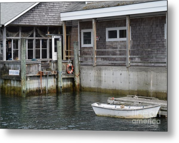 Beals Lobster Pound Metal Print